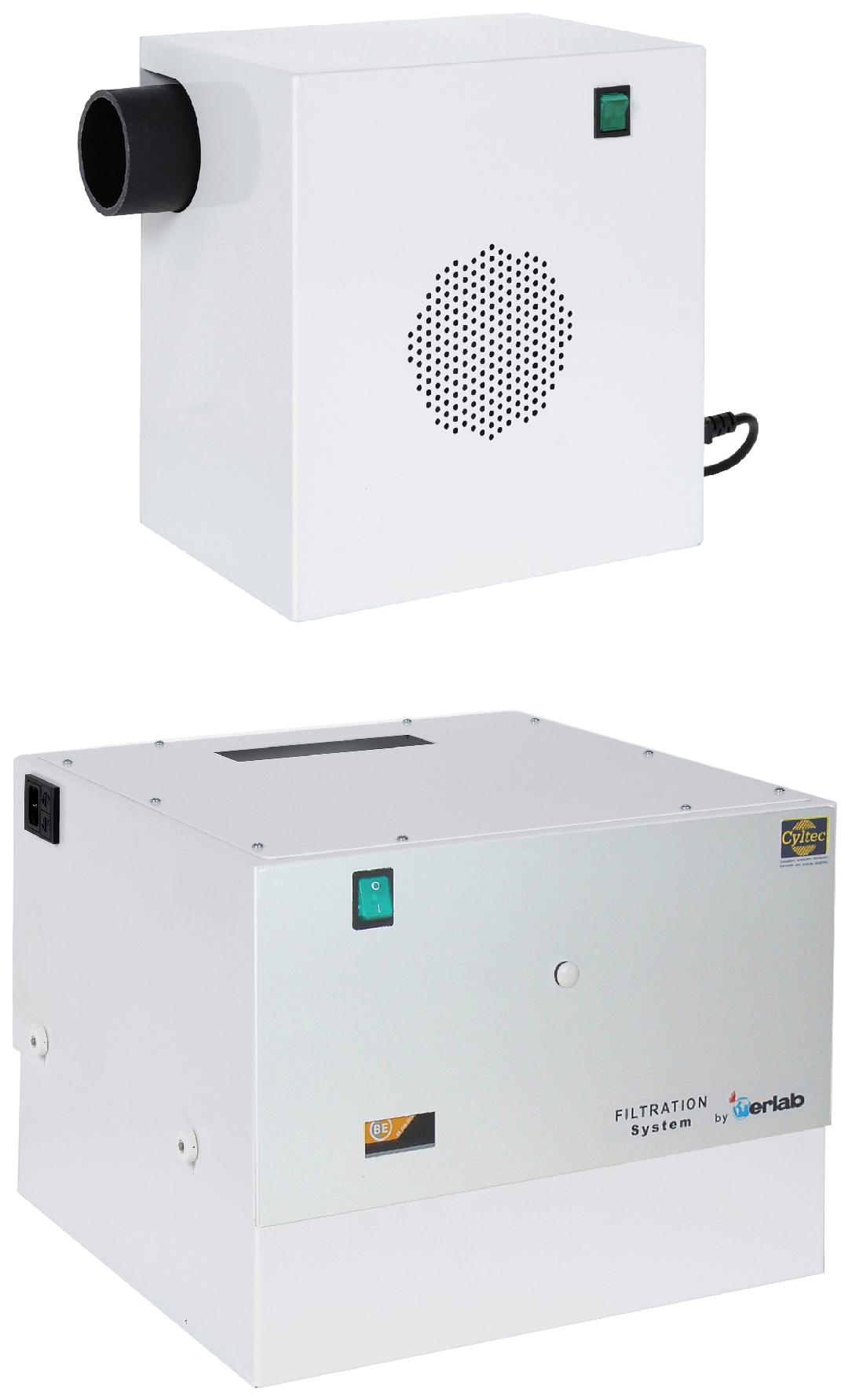 Solutions de Filtration et Ventilation Cyltec